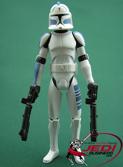 Clone Trooper Fives figure, TCWBattlepack