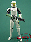 Clone Trooper Hevy, Clone Wars figure