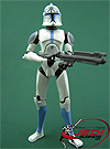 Clone Trooper Jesse, With BARC Speeder figure