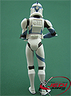 Clone Trooper Kix, The Hunt For Grievous figure