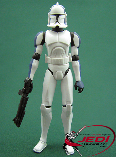 Clone Trooper Mixer figure, TCWBattlepack