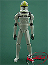 Clone Trooper Pilot With Republic Attack Shuttle The Clone Wars Collection