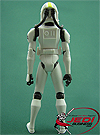 Clone Trooper Pilot, With Republic Attack Shuttle figure