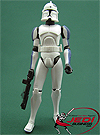 Clone Trooper Red Eye, Droid Attack On The Coronet figure