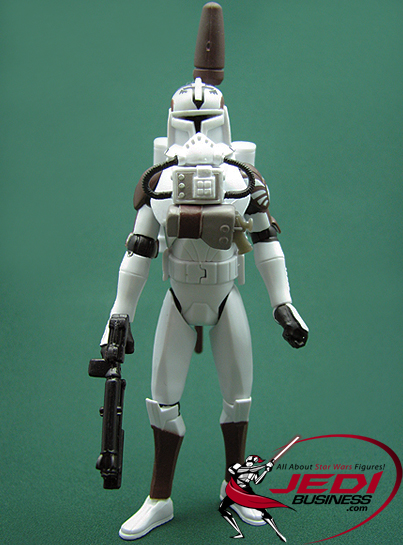 Clone Trooper With Space Gear The Clone Wars Collection