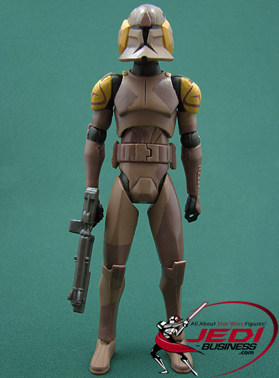 Special Ops Clone Trooper figure, TCW2Packs