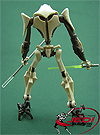 General Grievous, With Attack Cycle figure