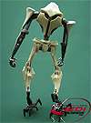 General Grievous, Interchangeable Arms! figure