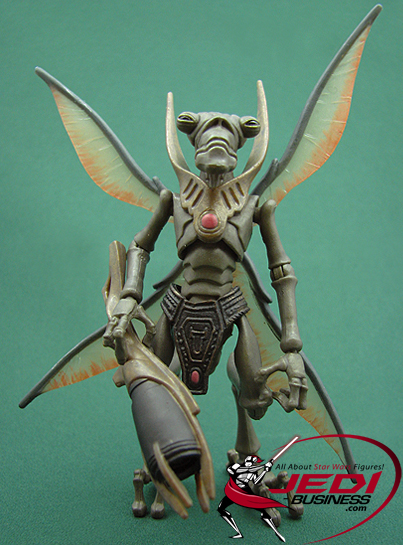 Geonosian Warrior figure, TCWDeluxe