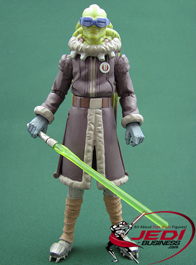 Kit Fisto figure, CW2