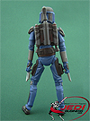 Mandalorian Warrior, With Mandalorian Speeder figure