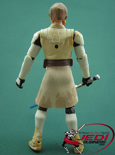 Obi-Wan Kenobi Assault On Geonosis The Clone Wars Collection