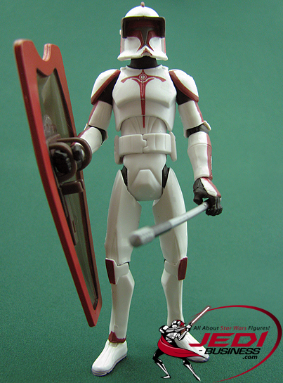 Clone Trooper figure, CW2