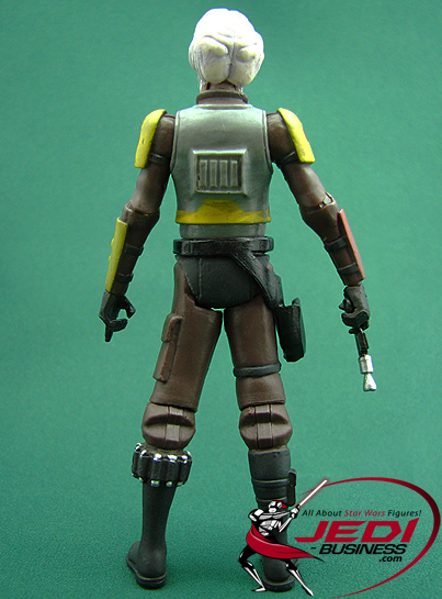 Sergeant Bric With Galactic Battle Mat The Clone Wars Collection