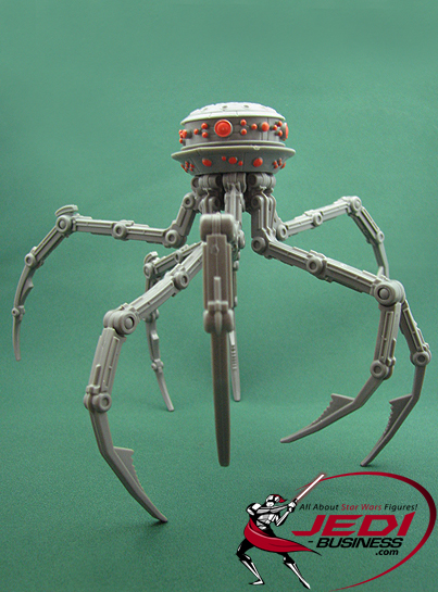 Spider Assassin Droid figure, TCWBattlepack