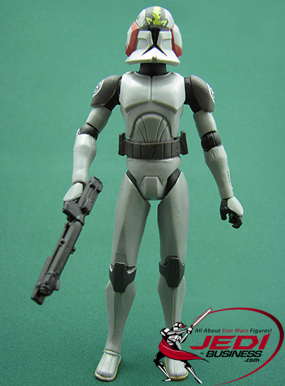 Clone Trooper Blackout figure, CW2Special