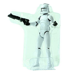 Clone Trooper With RC Republic Fighter Tank