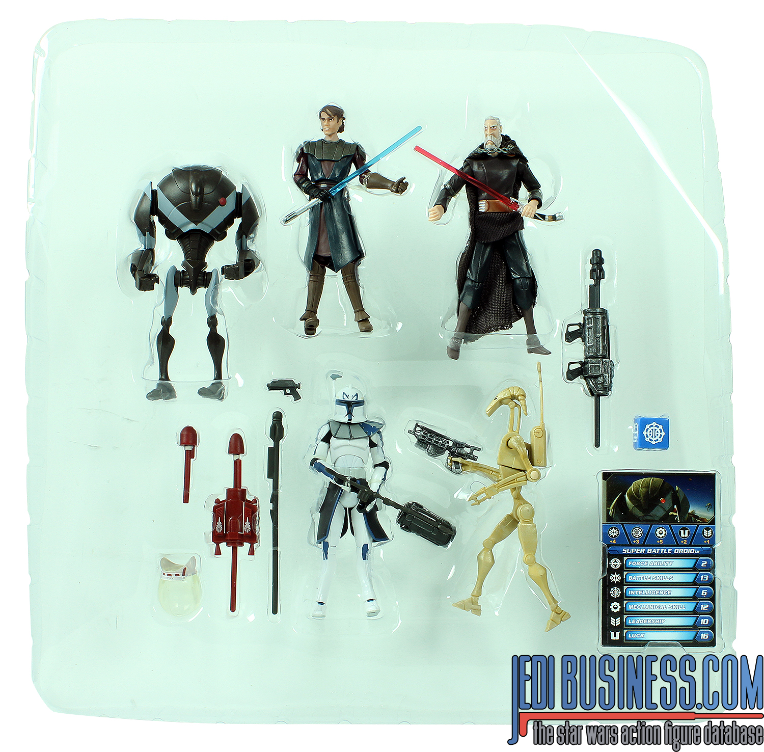 Captain Rex Ultimate Gift Set 5-Pack