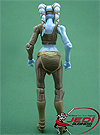 Aayla Secura, Includes Flight Gear! figure