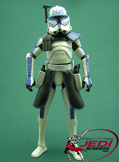 Captain Rex figure, CW3