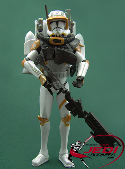 Commander Cody figure, CW3