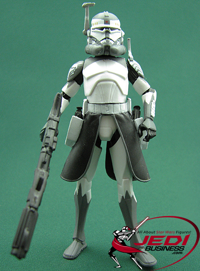Commander Wolffe 104th Battalion Wolf Pack