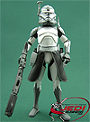 Commander Wolffe, 104th Battalion Wolf Pack figure
