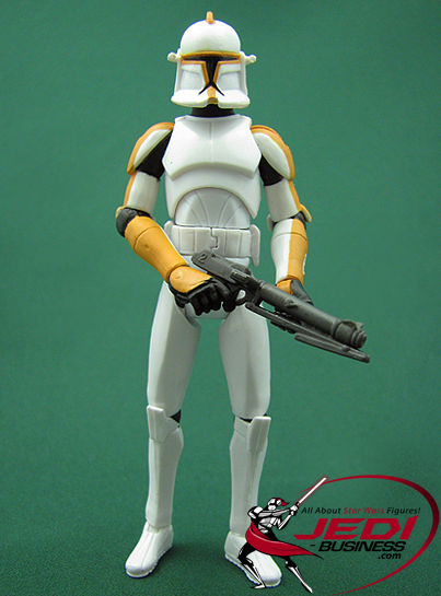 Clone Trooper figure, CW32-pack