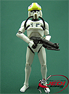 Clone Pilot, With Republic Attack Dropship figure