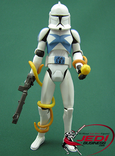 Star Wars Figure Comparison Clone Trooper Scythecw32 Pack