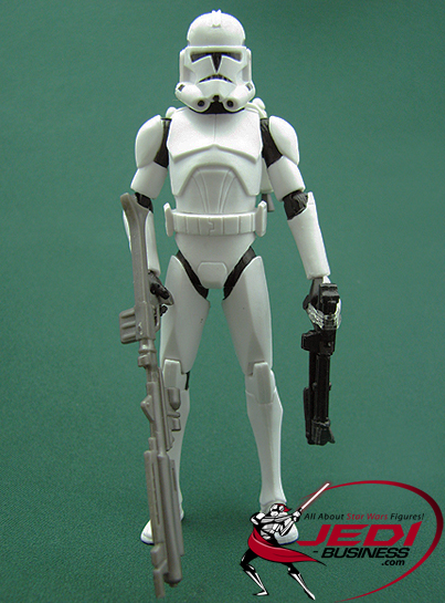 Clone Trooper figure, CW3