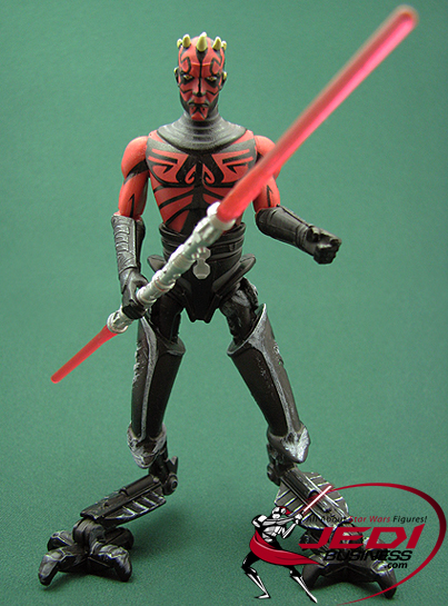 Darth Maul figure, TCWBattlepack