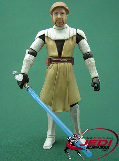 Obi-Wan Kenobi figure, TCW2Packs