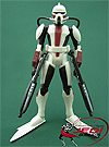 Scuba Clone Trooper, With Republic Assault Submarine figure
