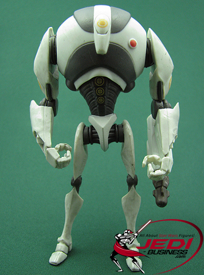 Super Battle Droid figure, CW3