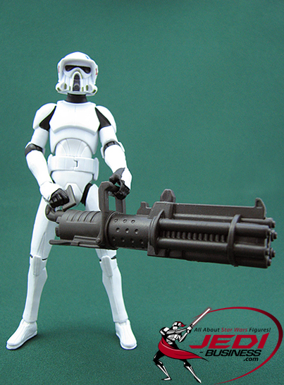 ARF Trooper figure, TCW2009