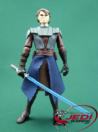 Anakin Skywalker B'omarr Monastery Assault 2-pack