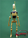 Battle Droid, With Armored Scout Tank figure
