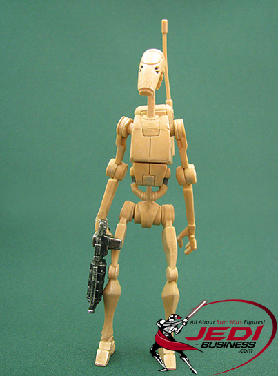 Battle Droid Clone Wars