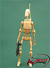 Battle Droid, Clone Wars figure