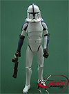 Clone Trooper Denal, Clone Wars figure