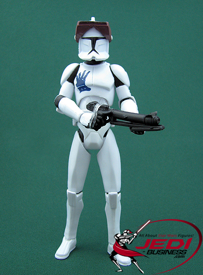 Clone Trooper Echo figure, TCW2009