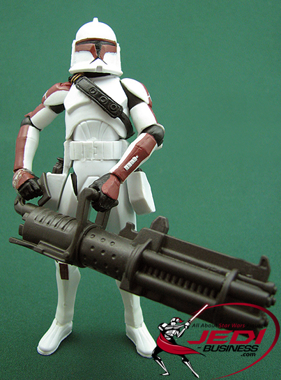 Clone Trooper Jek figure, TCW2009