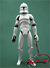 Clone Trooper Newbie, Rishi Moon Outpost Attack figure