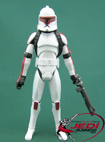 Clone Trooper Rys figure, TCW2-pack