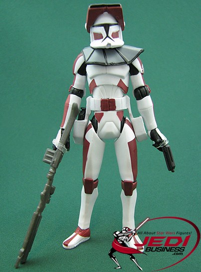 Clone Trooper Thire figure, TCW2Packs