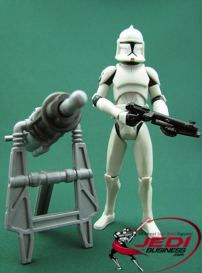 Clone Trooper figure, TCW2-pack