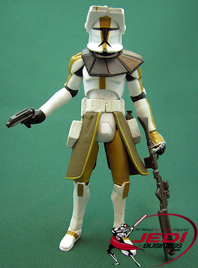 Commander Bly Clone Wars