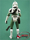 Commander Gree, Clone Wars figure