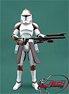 Commander Ponds, Clone Wars figure